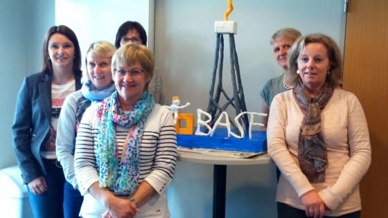 Teambuilding BASF