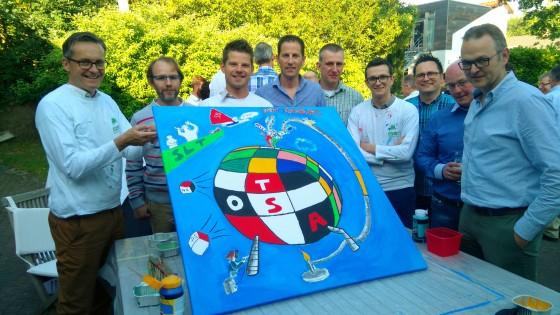 Teambuilding Oiltanking Stolthaven Antwerp